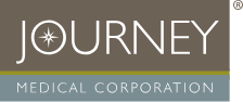 Journey Medical Corporation logo.
